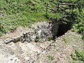 Rouilly (Seine-et-Marne) captage d'eau souterraine auprès du lavoir.jpg