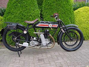 Harold Oliver (Australian footballer) - Image: Rover 500 cc 1920