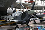 Royal Military Museum, Brussels - Supermarine Spitfire Mk IX (11448920536).jpg