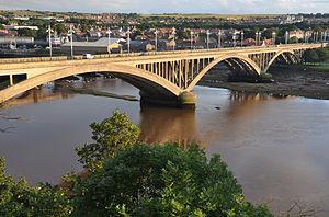 Royal Tweed Bridge - Image: Royal Tweed Bridge