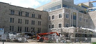 Royal University Hospital - Expansion in progress, summer 2010