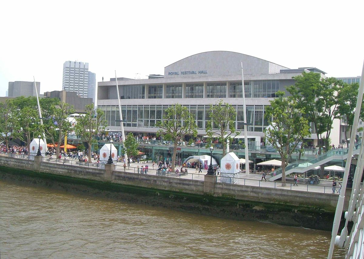 festival hall - photo #18