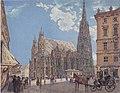 Rudolf von Alt - Der Stephansdom in Wien - ca 1831.jpeg