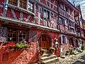 Rue du Rempart Nord, Eguisheim, Alsace - panoramio.jpg
