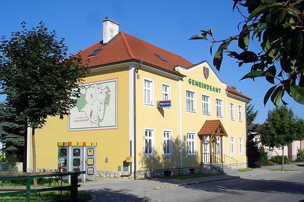 Harmannsdorf-Rckersdorf - Marktgemeinde Harmannsdorf