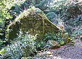 Ruined Cottage in Nant y Ffrith Woodland - geograph.org.uk - 340120.jpg