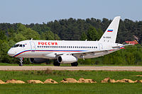 Russia Special Flight Unit Sukhoi Superjet 100-95 (RA-89040).jpg