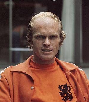 Ruud Geels - Ruud Geels in 1974