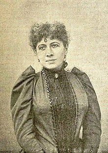 Séverine, colaboradora de la Libre Palabra.