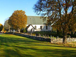 Söderby-Karl Church church building in Norrtälje Municipality, Stockholm County, Sweden