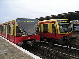 Image illustrative de l'article S-Bahn de Berlin