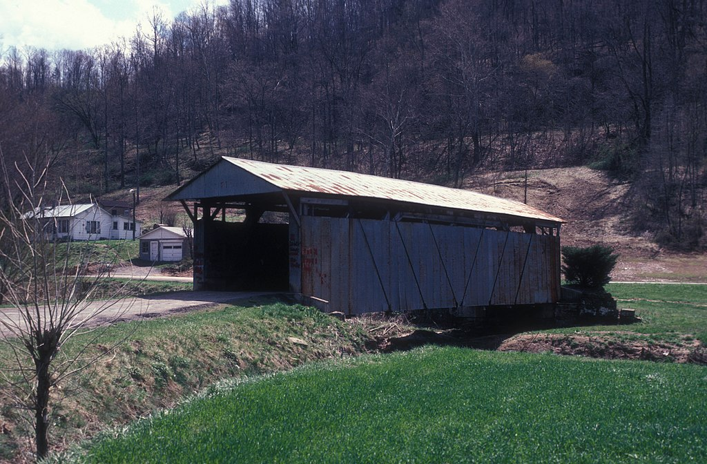 The Scottown Covered Bridge