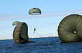 SEALs parachute into the Gulf of Mexico during training.jpg