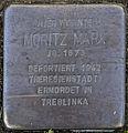 SG Stolperstein - Moritz Marx, Florastraße 15 PK.jpg