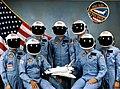 STS-61C gag crew photo.jpg