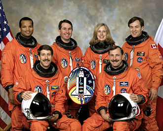 STS-85 - Image: STS 85 crew