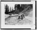 SURFACE REPAIR. - Lassen Park Road, Mineral, Tehama County, CA HAER CA-270-39.tif