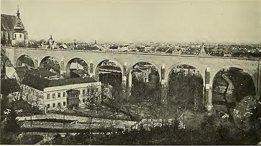 S 222 Abb 198 Aquädukt in Mödling