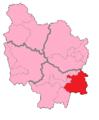 Saône-et-Loire's4thConstituency.png