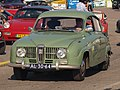 Saab 96 V4 dutch licence registration AL-30-64.JPG