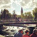 Saabyes Stryg med bro over Odense Å.JPG