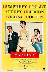 Sabrina (1954 film poster).jpg