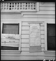 Sacramento, California. Evidence of evacuation is seen in the Japanese quarter two days prior to ev . . . - NARA - 537876.tif