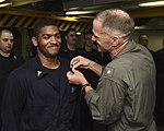 Sailor Gets Promoted To 2nd Class 170701-N-UM507-044.jpg