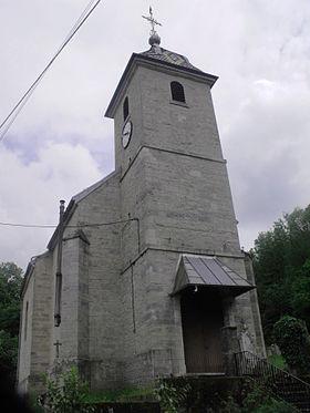 Église de Saint-Georges-Armont
