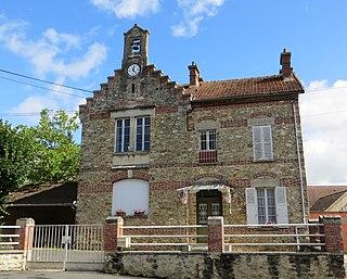 Saint-Ouen-sur-Morin Commune in Île-de-France, France