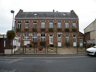 Saint-Sauflieu Commune in Hauts-de-France, France