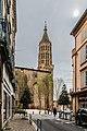 Saint James church of Montauban 07.jpg