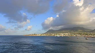 Saint Kitts - Image: Saint Kitts at Dawn