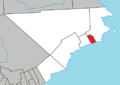 Sainte-Thérèse-de-Gaspé Quebec location diagram.png