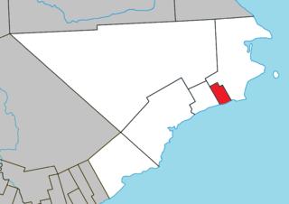 Sainte-Thérèse-de-Gaspé, Quebec Municipality in Quebec, Canada