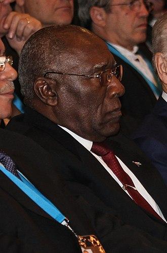 Vice President of Cuba - Image: Salvador Valdés Mesa (cropped)