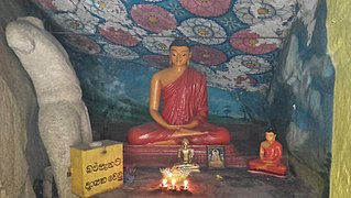 Samanabedda cave temple