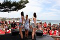 Samantha Jade performs at Bondi Beach (8457882308).jpg