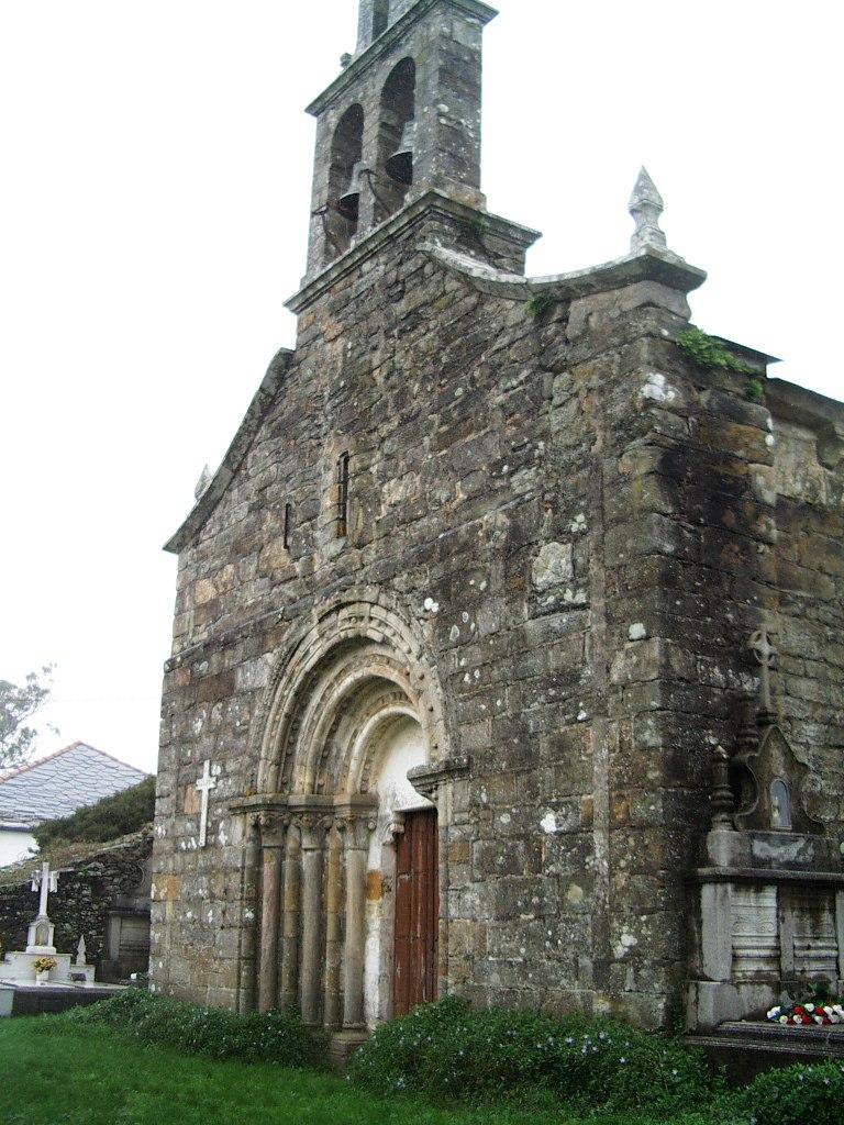 SanVitorio.OSavinao.Lugo.Espana-Iglesia 2