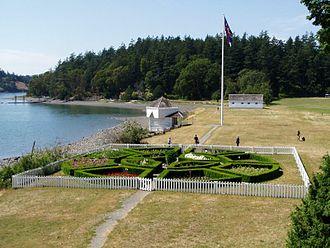 San Juan Island National Historical Park - British Camp