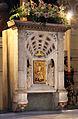 San barnaba, fi, int., ciborio dell'altare 01.JPG