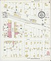 Sanborn Fire Insurance Map from Mansfield, Piatt County, Illinois. LOC sanborn01993 002-1.jpg