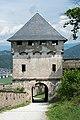 Sankt Georgen am Längsee Burg Hochosterwitz 07 Khevenhüllertor 1582 01062015 1192.jpg