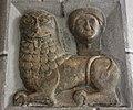 Sankt Markus-Relief in der Pfarrkirche von Wolfsberg.jpg
