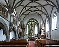 Sankt Oswald bei Freistadt Pfarrkirche - Innenraum 1.jpg