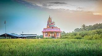 Gadhinglaj - Shri Sant Balumama Temple.
