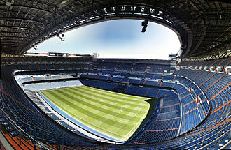 1982 FIFA World Cup - Image: Santiago Bernabeu May 2013