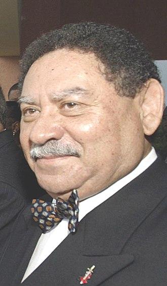 Fradique de Menezes - Image: Sao Tome Principe.Fradique Menezes.01