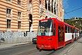 Sarajevo Tram-503 Line-3 2013-10-21.jpg