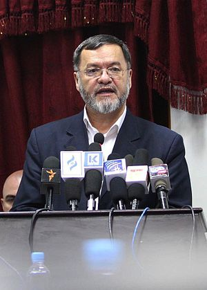Vice President of Afghanistan - Image: Sarwar Danish in 2011 cropped